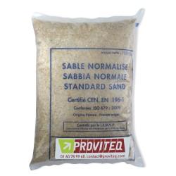 Sable normalisé EN 196-1 - sachet de 1 350 g