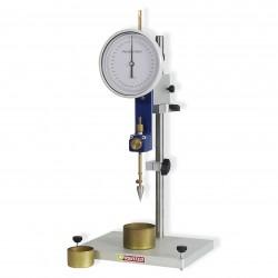 Pénétromètre à cône (appareil manuel)
