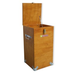 Caisse de transport pour aéromètre béton 5 litres et 8 litres